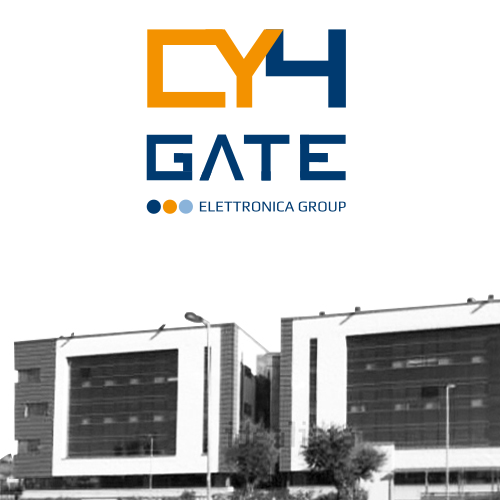 Cy4Gate Rome with Logo