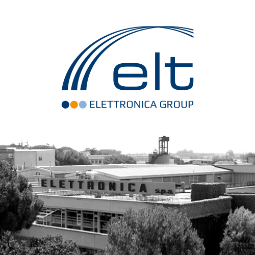Elettronica Rome with Logo